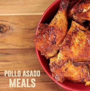 >(English) Polo Asado Meals